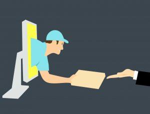 שליח מהמחשב